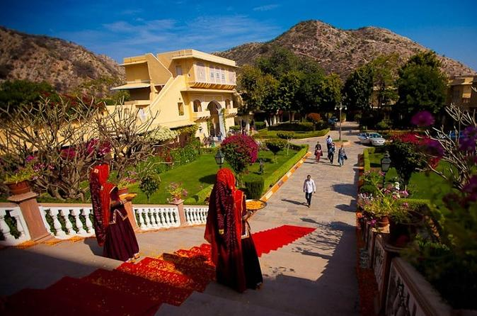 Private Day Tour of Samode from Jaipur