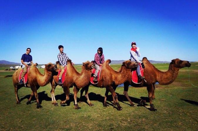 Experience Mongolia In 20 Days - Ulaanbaatar