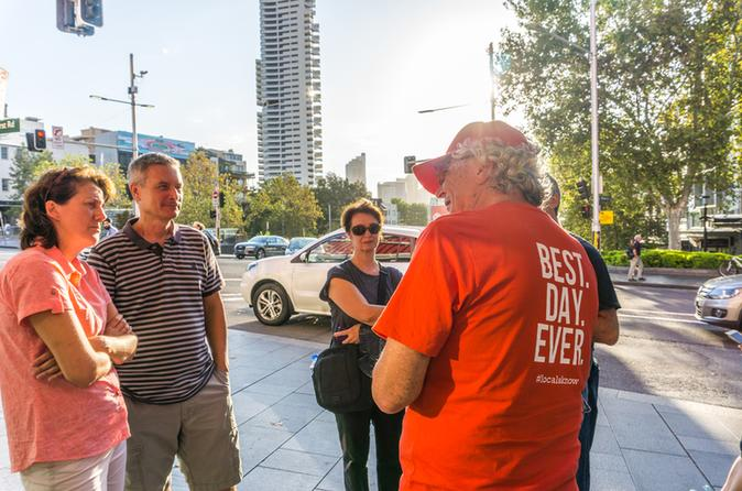 Private Sydney: 2 Hour Afternoon Crimes and Passions Walking Tour of Kings Cross