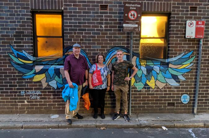 Sydney Crimes and Passions Walking Tour of Kings Cross