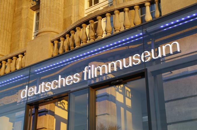 German Film Museum Frankfurt Entrance Ticket