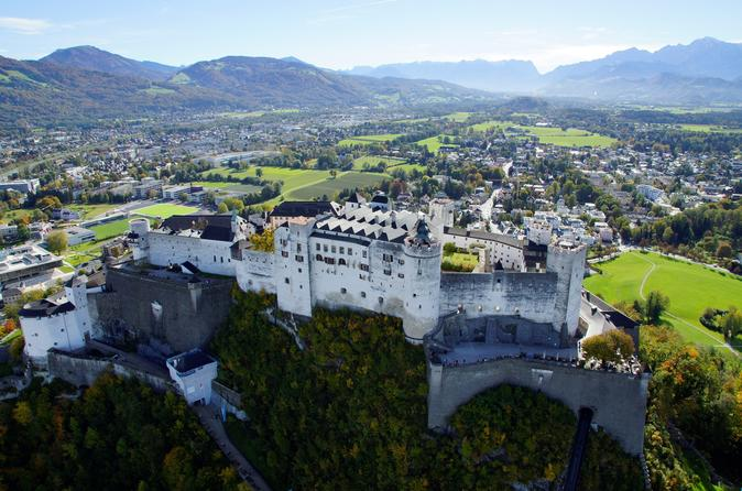 Salzburg Fortress All-Inclusive Entrance Ticket