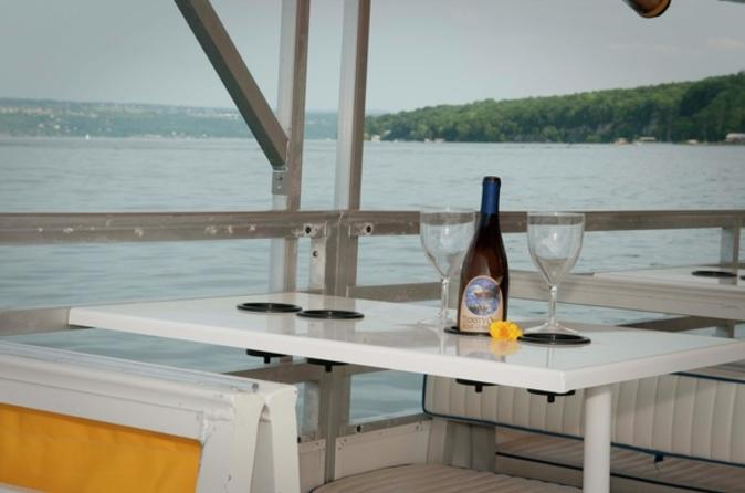 Cayuga lake wine tasting cruise in ithaca 180034