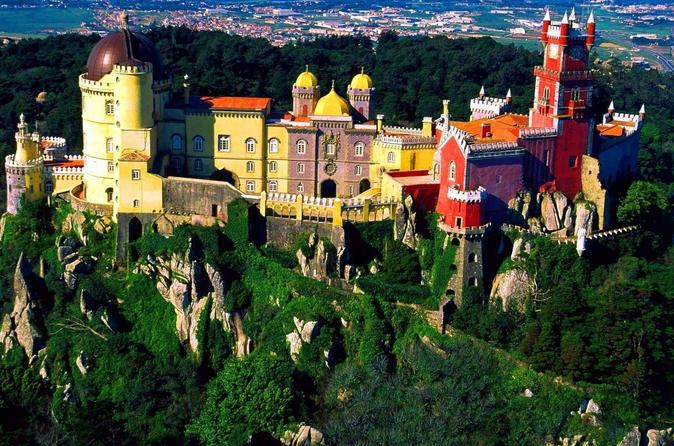 Private Tour to Sintra, Cascais, Cabo da Roca, Colares Winery and Pena Palace