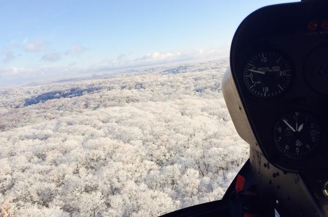 Hudson Valley Winter Wonderland Helicopter Tour