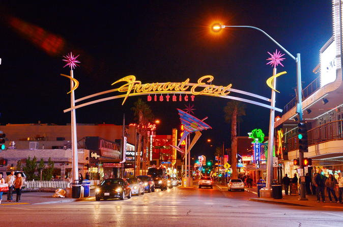 Foodie Tour of Downtown Las Vegas