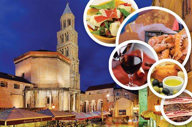 Split History And Gastro Tour