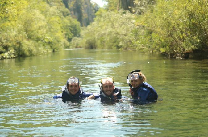 Multi Adventure Tour On Cetina River - Split