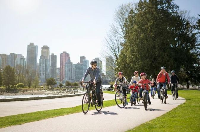Vancouver highlights bike tour in vancouver 182239