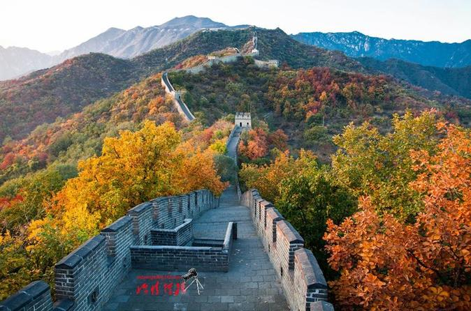 Beijing Great Wall And Summer Place Private Tour
