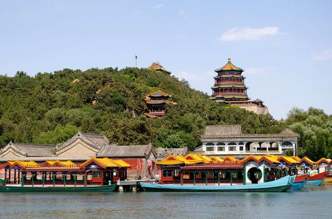 Beijing One Day Forbidden City And Summer Palace Private TourLTFS01