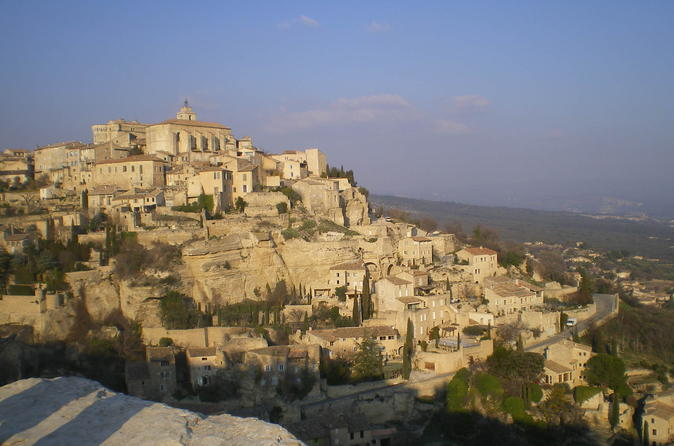 Luberon Tour from Avignon