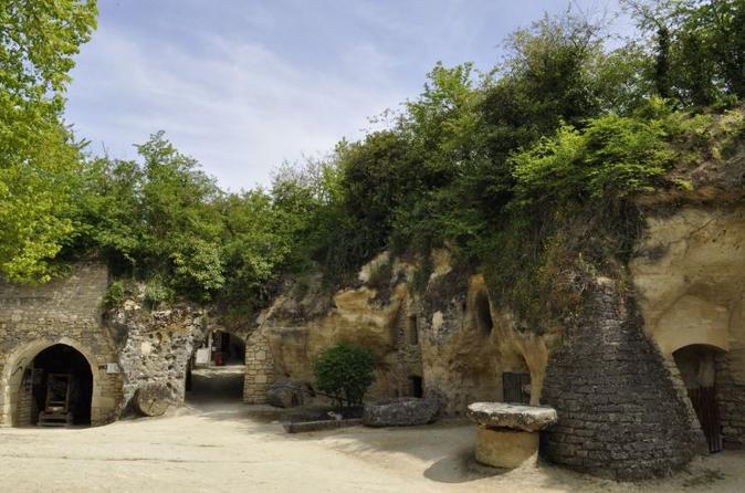 Cave Museum Village Troglodyte Of Rochemenier Admission Ticket - Angers