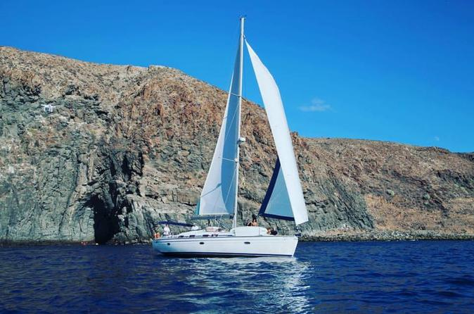 Sailing With Picarus: 4 Hours Of A Funny, Yummy And Educative Adventure - Tenerife
