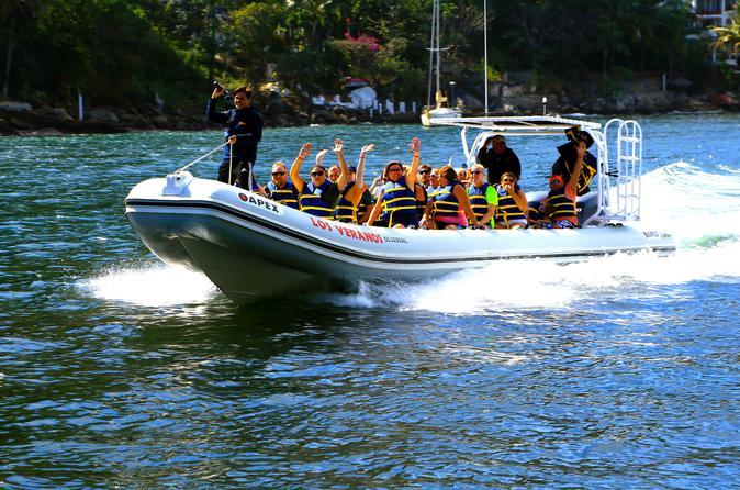 Los Veranos Canopy Sea Departure Excursion - Puerto Vallarta & Los Veranos Canopy Sea Departure Excursion: Triphobo