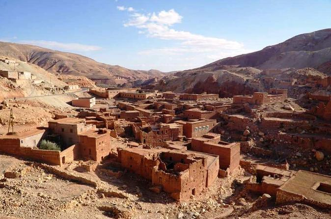 FULL DAY TRIP TO IMLIL VALLEY AND TOUBKAL KASBAH - Marrakesh