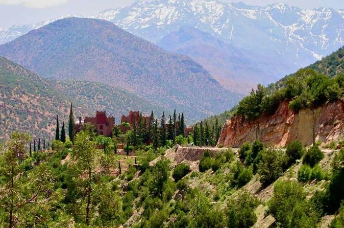 Full Day Trip To Ourika Valley And High Atlas - Marrakesh