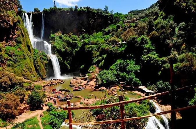 FULL DAY TRIP TO OUZOUD WATERFALLS FROM MARRAKECH - Marrakesh