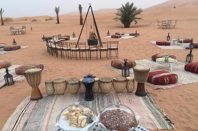 TOUR 3 DAYS 2 NIGHTS TO MERZOUGA DESERT - Marrakesh