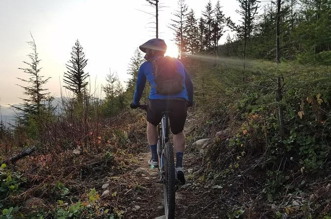 Seattle MTB Tours Beginner to Advanced