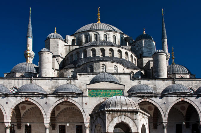 Istanbul Private Tour Including Hagia Sophia, Basilica Cistern, and Blue Mosque