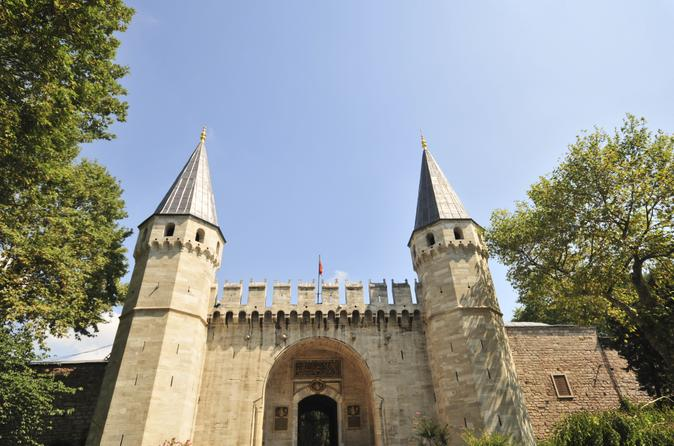 Skip the Line: Topkapi Palace Tour in Istanbul Including Imperial Harem