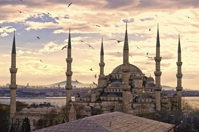 Small group istanbul tour skip the line hagia sophia and basilica in istanbul 180462