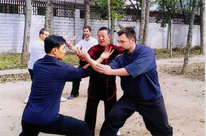 Beijing Xinyiquan Martial Art Retreat