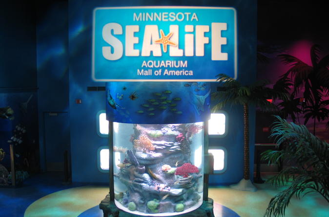 SEA LIFE Minnesota Aquarium at the Mall of America