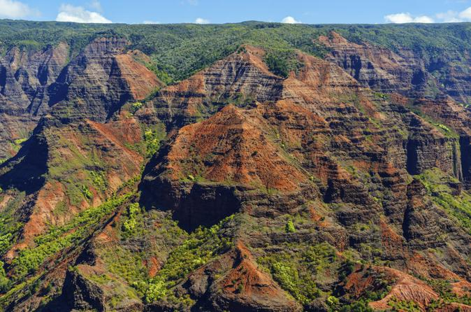 Private tour waimea canyon wailua falls kauai coffee company and in kauai 180349