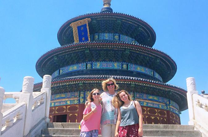 3-Hour Temple of heaven deluxe Tour with optional peking duck lunch or dinner