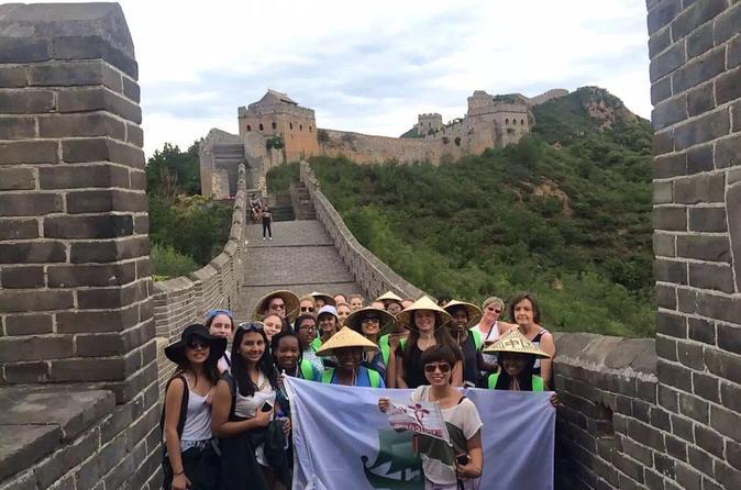 Marverlous Wonders : Jin Shan Ling Greatwall Tour
