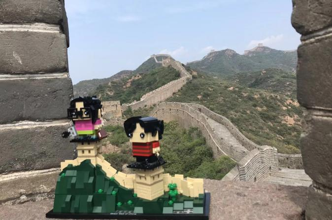 Private Tour : One - Day Package of JuYongGuan Greatwall & MingTomb Tour