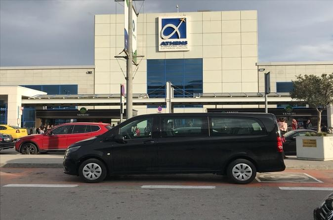 Athens Airport Shuttle Service To Or From Glyfada Hotels