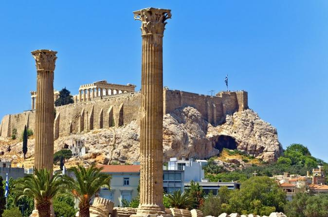 Athens Private Tour & Cap Sounio Full Day (8 Hours)
