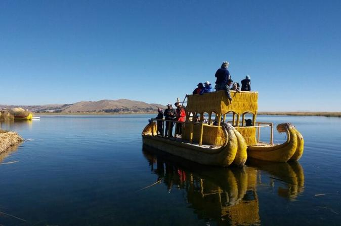 Full Day Tours Uros - Taquile - Puno