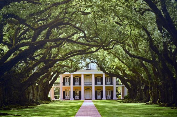 VIP Plantation Tour From New Orleans