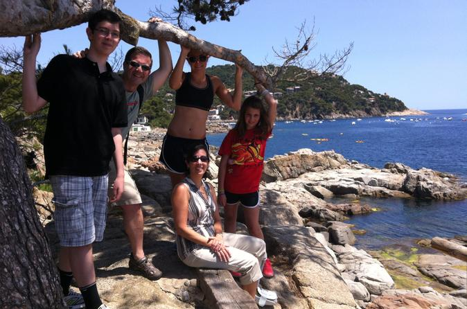 Costa Brava Coast Hike from Barcelona Including Lunch