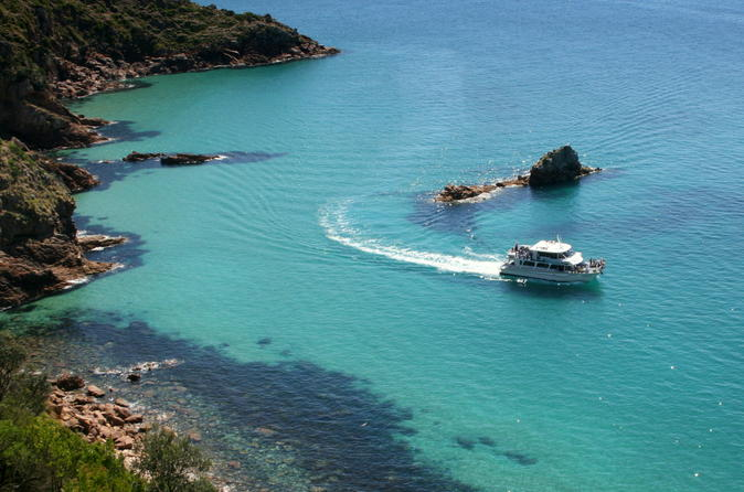 Cape Woolamai Sightseeing Cruise from San Remo