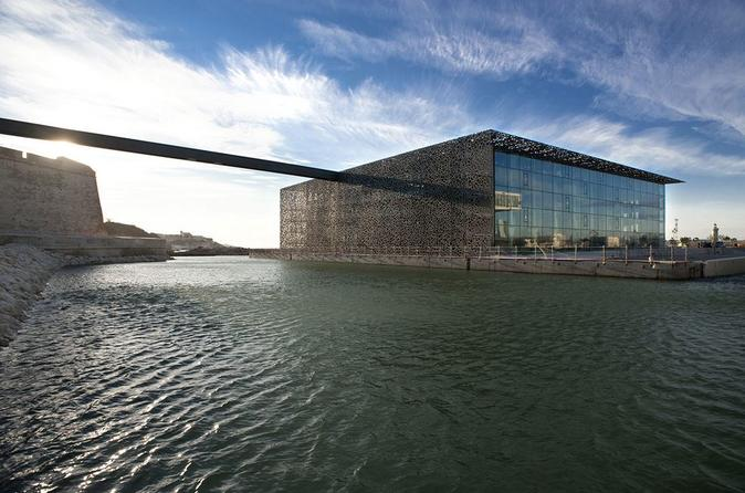 MUCEM and Fort Saint Jean Skip the Line Ticket