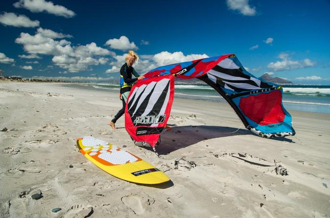 Kitesurfing Lessons In Tarifa For Beginners And Avanced Levels - Malaga