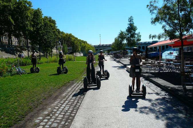 1h30 Historic Segway tour by ComhiC