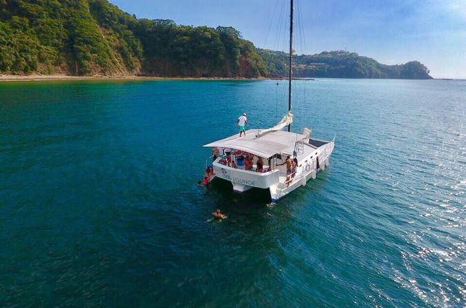 Catamaran & Secluded Beach Tour - Jaco