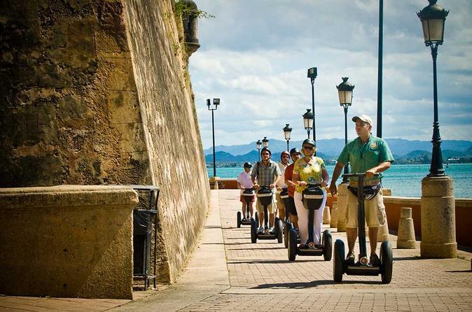 Old San Juan Segway Tour