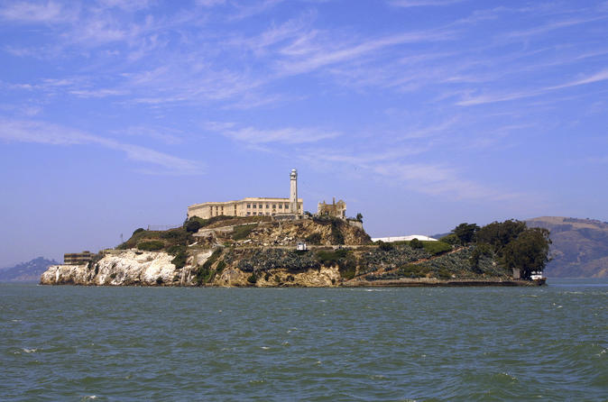 San Francisco Urban Adventure and Alcatraz Tour