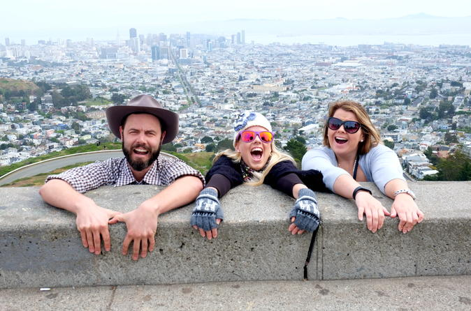 San Francisco Urban Adventure Tour