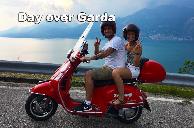 A Day Over Garda - Verona