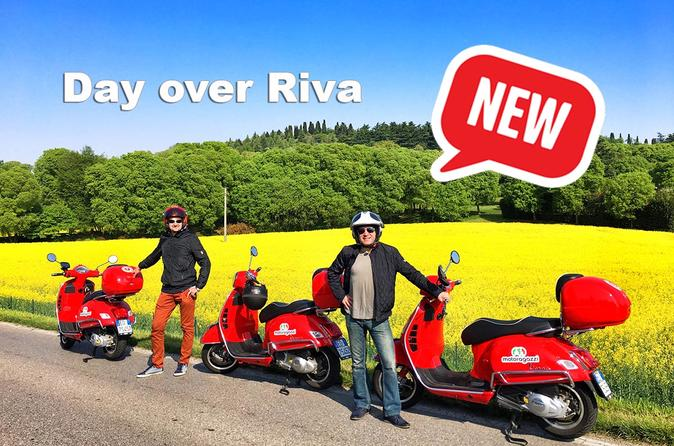 Day Over Riva Vespa Tour