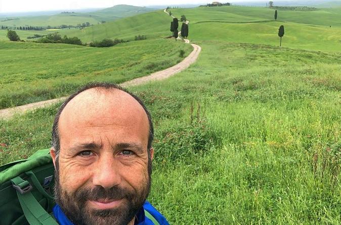 Hiking In The Gladiator Fields - Siena