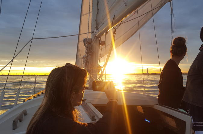 Two Hour Private Sailing Charter - New York City